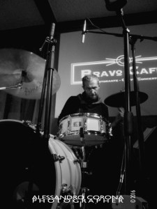 Chris Rundle Band @ Bravo Caffè