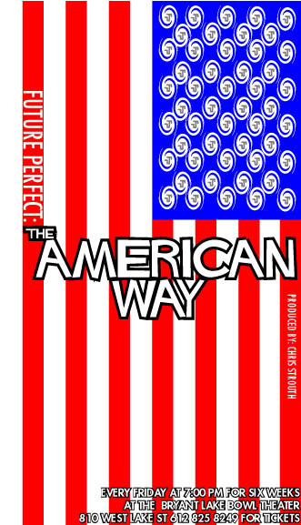 Future Perfect: The American Way -poster