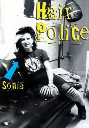 Hair Police