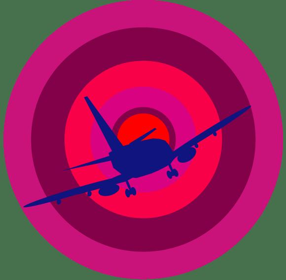 Jetpiliot -rug