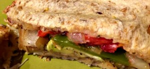 Meatless Monday Grilled Vegetable Sandwiches