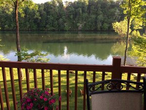 Lake life in Tennessee