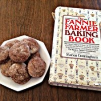 Cookbook Review and Snickerdoodle Cookies