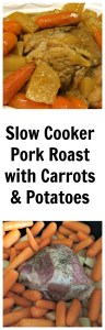 Slow Cooker Pork Roast with Vegetables