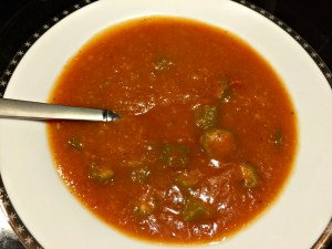 Tomato Potato Soup