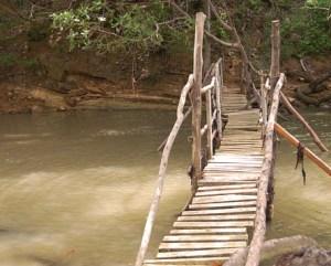 bridge in costa rica, Guanacaste