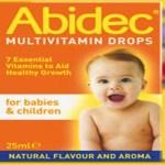 Vitamin Drops