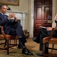 President Obama speaks about the Pope and his Personal Faith