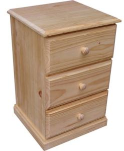 18%22 3 Drawer Ambassador Chest
