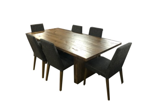 7 Piece Colorado Dining Setting