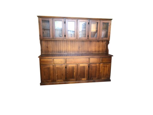 Farmers 6 Door 5 Drawer Buffet and Hutch