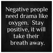 negative quote breath away