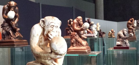 Darwins Affenbande