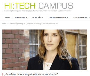 Hi:Tech Campus - Christine Kiefer
