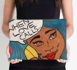 When Love Calls...Large Clutch