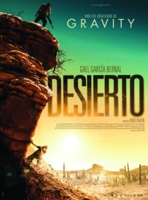 Desierto - Jonás Cuarón (Sound Editor, Assistant Re-recording Mixer)