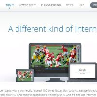Google Fiber and The Australian National Broadband Network. (NBN)