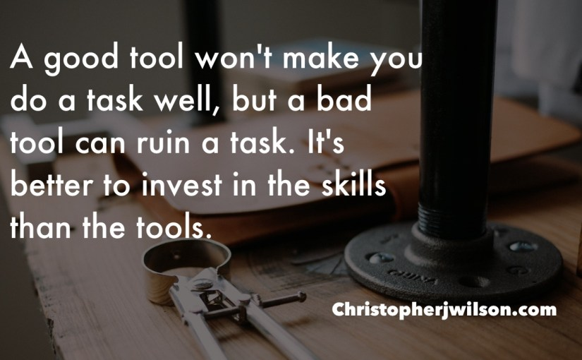A good tool quote