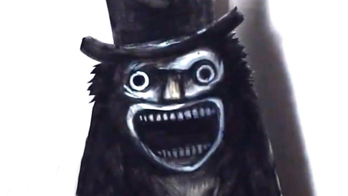 The Babadook: Monster-as-Metaphor, Mostly to the Good