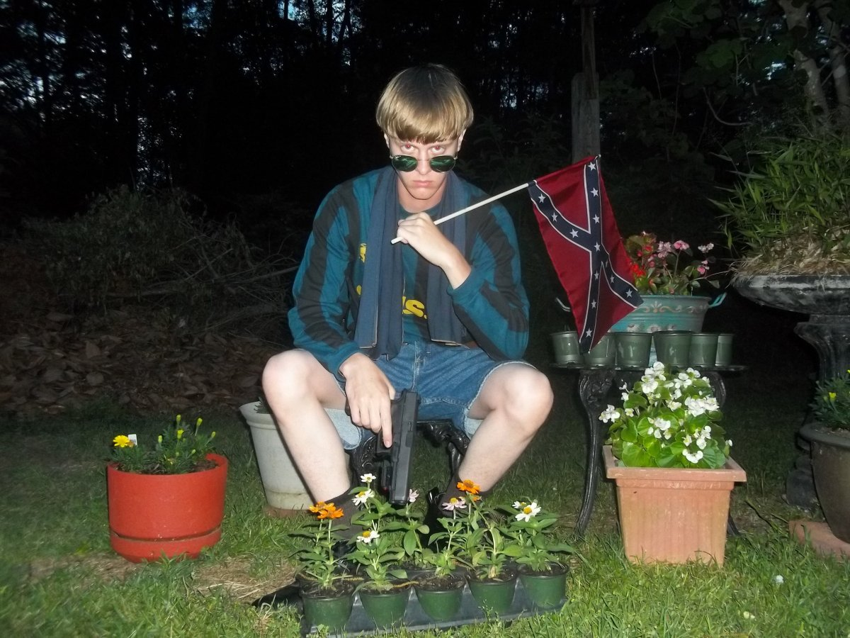 Dylann Roof is the Monster White America Deserves