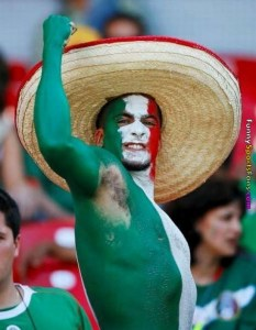 If your neighbor calls soccer football, they are a secret Mexican and wrong.