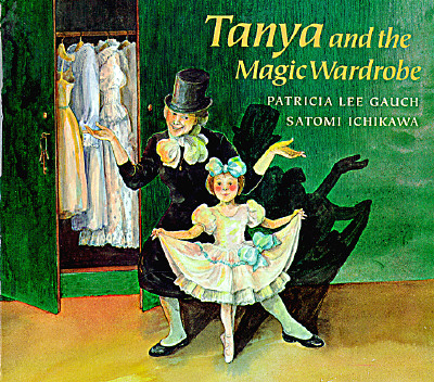 Tanya and the Magic Wardrobe