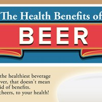 The Health Benefits of Beer