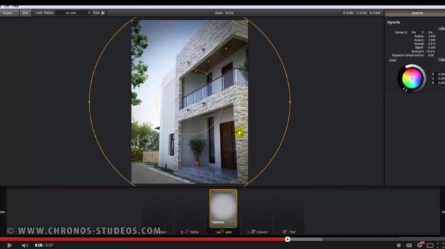 Chronos Studeos Tutorial Post rendering in After Effects 4
