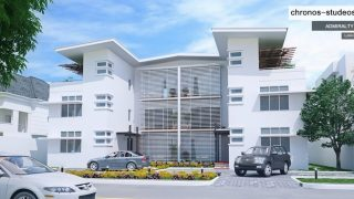 Admiralty Road interior 3D visualization by Chronos Studeos in Lagos Nigeria - Quality paving luxury lifestyle