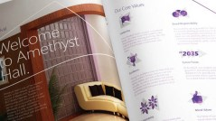 Featured 2 Amethyst Hall branding by Chronos Studeos