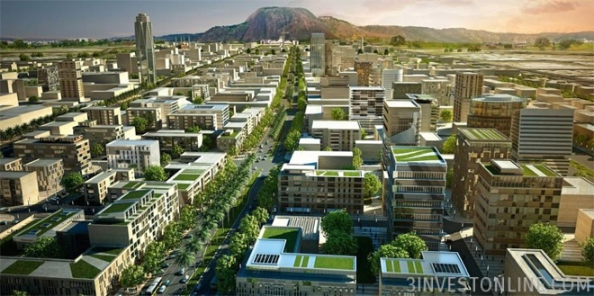 Construction Date Set for Abuja City Center