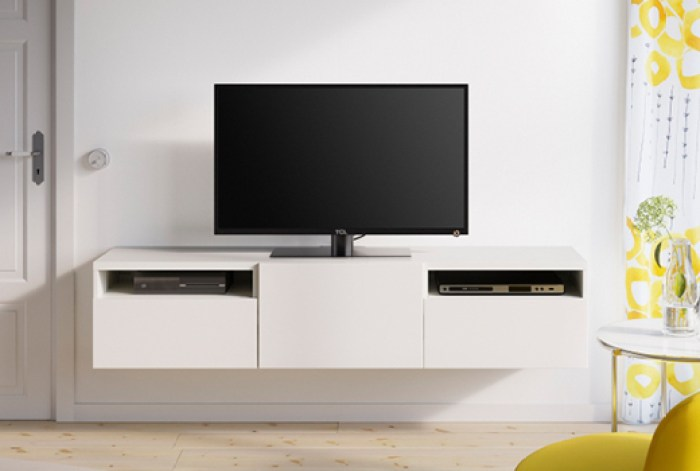 Interior design ideas cool tv gaming entertainment units chronos studeos blogsite - Tv wall units ikea ...