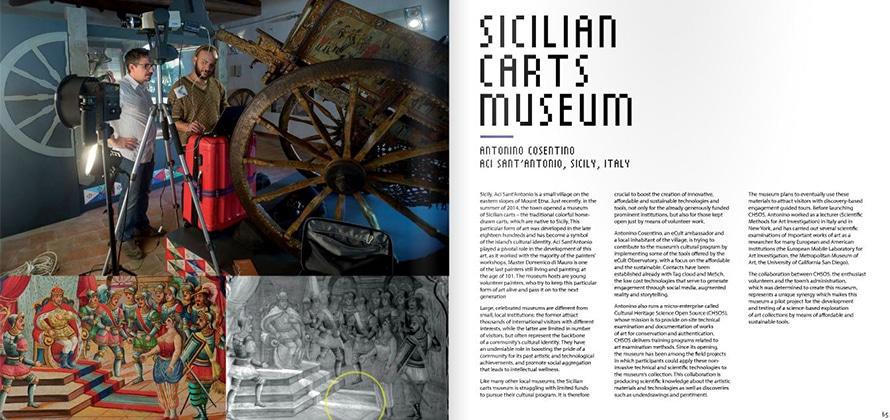 Sicilian Carts Museum ebook