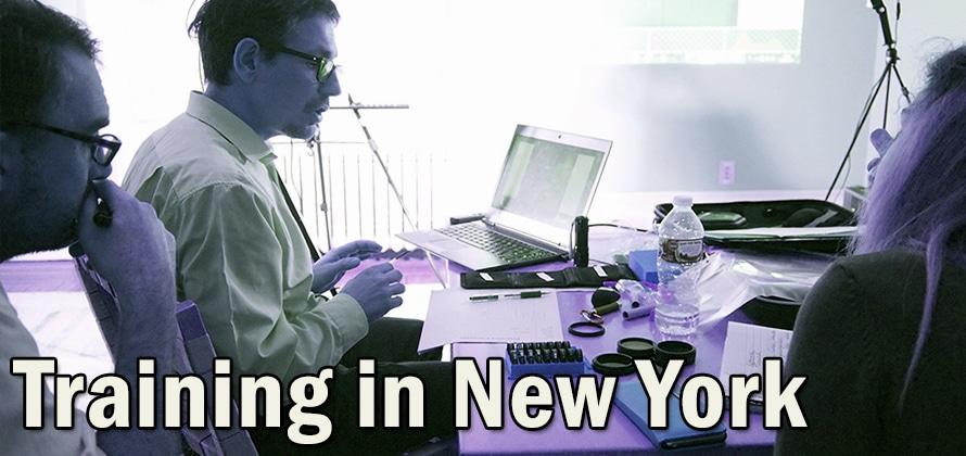 multispectral imaging in New York