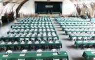 Sala de juego del Open Internacional de Benasque (Foto: Mairelys Delgado)