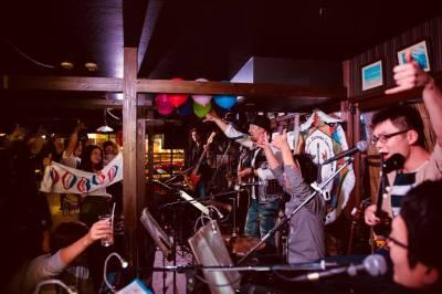 2017.12.02sat -live report-高岡敦司 かりゆしの夜Vol.18〜サンタの足跡〜