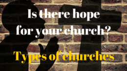 ChurchHope-Types