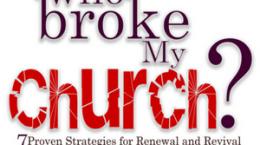 Who Broke My Church FB Profile