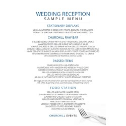 Fashionable Bride Weddings Aboutodweddingpartyatoastsamplesm Sample Wedding Reception Menu Featuring Damariscotta Locally Sourced Menus Churchill Events Wedding Toast Examples Sister