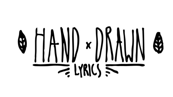 Create Hand Drawn Worship Lyrics