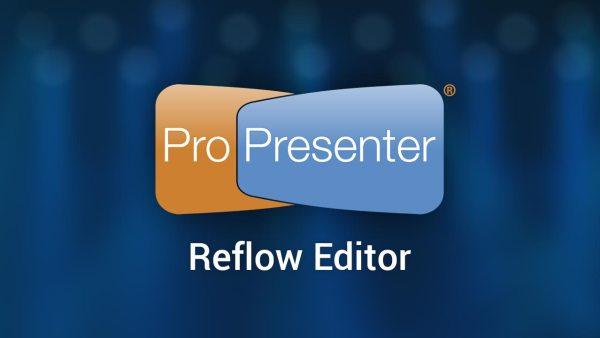 Pro6_reflowEditor