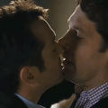 paul rudd kissing man i love you