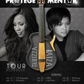 The Protege & The Mentor flyer