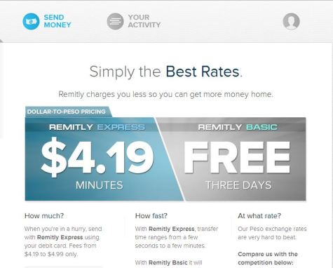 remitly vs xoom