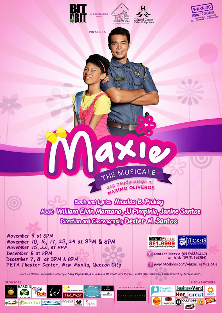 MAXIE OFFICIAL POSTER