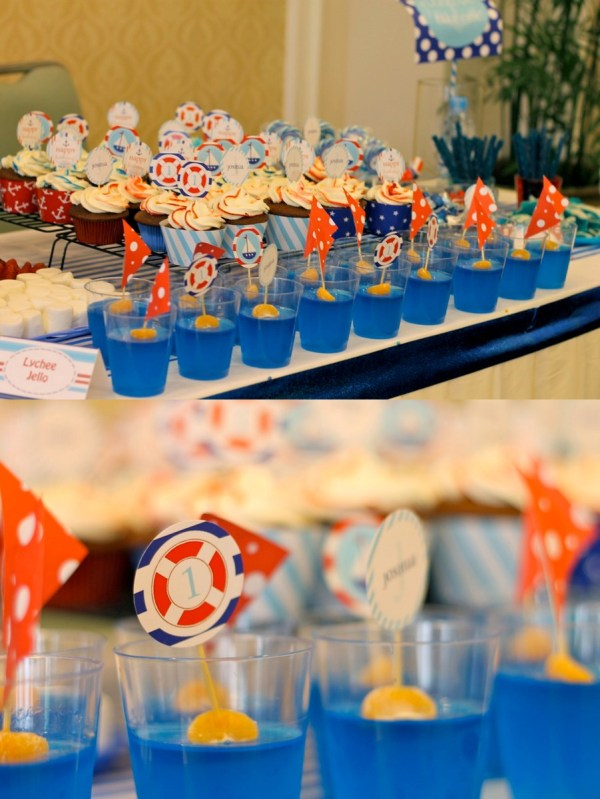 Nautical Birthday Party4