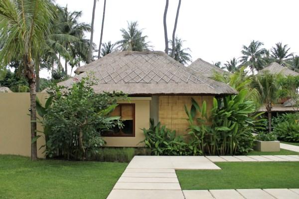 Qunci Villas Garden View Room12