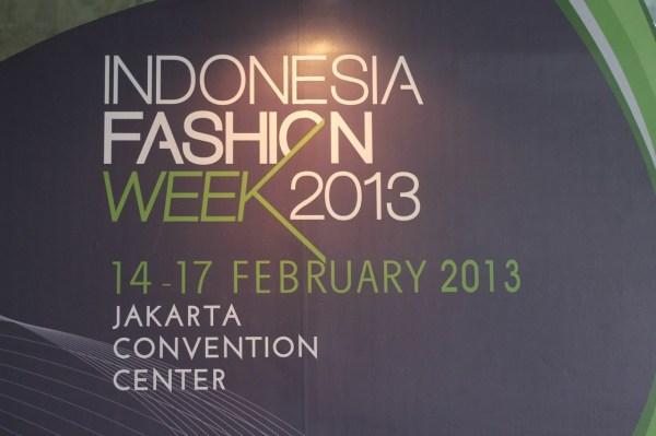 Jakarta Fashion Week 201301