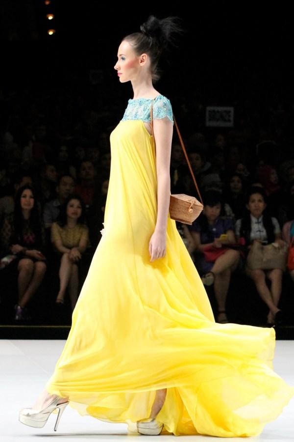 Jakarta Fashion Week 201335