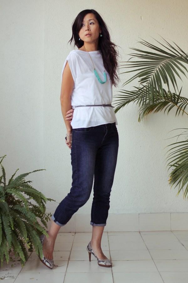 iSanctuary blue necklace & jeans-10